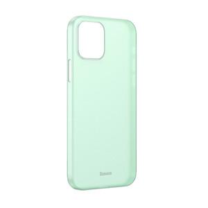 Купить Ультратонкий чехол Baseus Wing Case Green для iPhone 12 mini