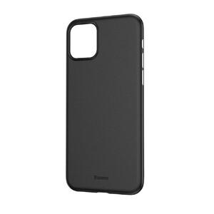 Купить Ультратонкий чехол Baseus Wing Case Black для iPhone 11