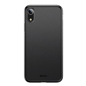 Купить Ультратонкий чехол Baseus Wing Case Black для iPhone XR