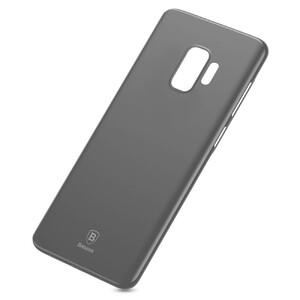 Купить Ультратонкий чехол Baseus Wing Transparent Black для Samsung Galaxy S9 Plus