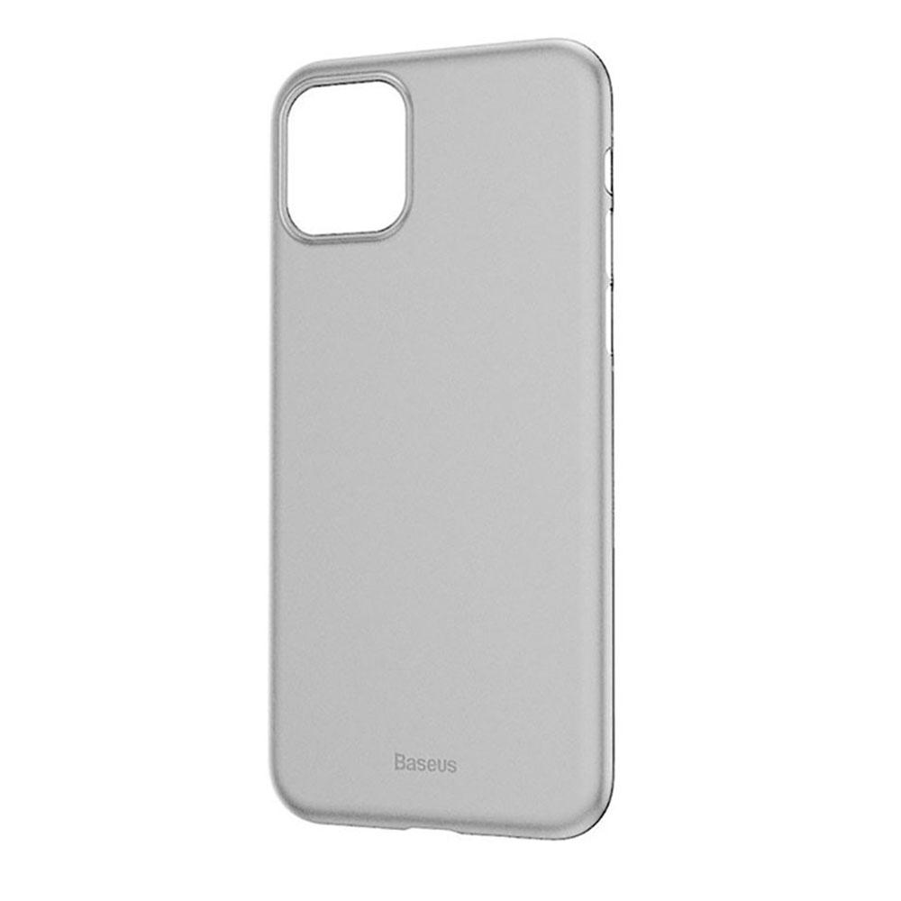Купить Ультратонкий чехол Baseus Wing Case White для iPhone 11 Pro Max
