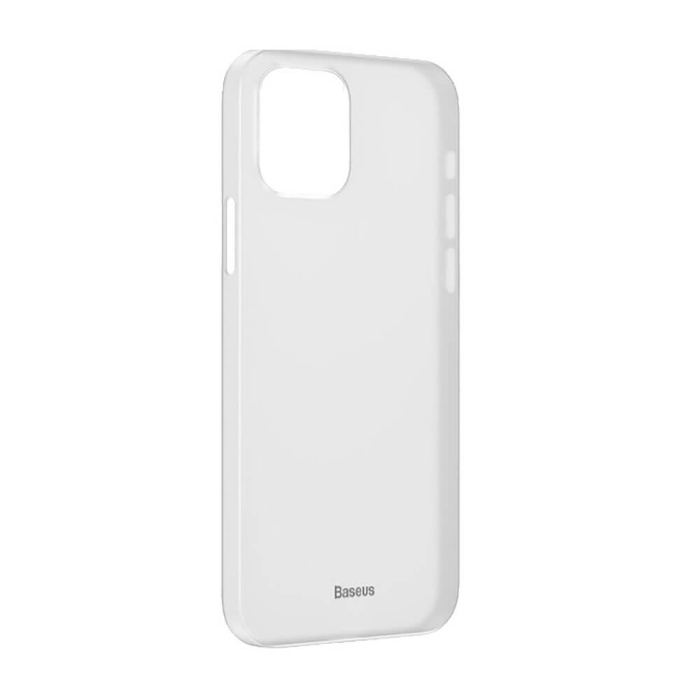 Купить Ультратонкий чехол Baseus Wing Case White для iPhone 12 Pro Max