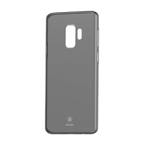 Купить Ультратонкий чехол Baseus Wing Ultra Thin Transparent Black для Samsung Galaxy S9