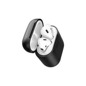 Купить Беспроводной зарядный чехол Baseus Wireless Charger Black для AirPods