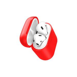 Купить Беспроводной зарядный чехол Baseus Wireless Charger Red для AirPods