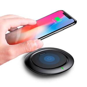 Купить Беспроводное зарядное устройство Baseus UFO Wireless Charger для смартфонов