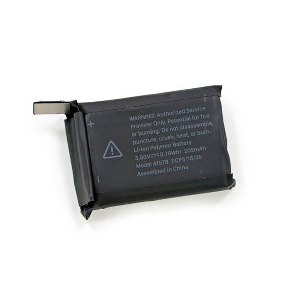 Аккумулятор (205mAh) для Apple Watch Series 1 38mm