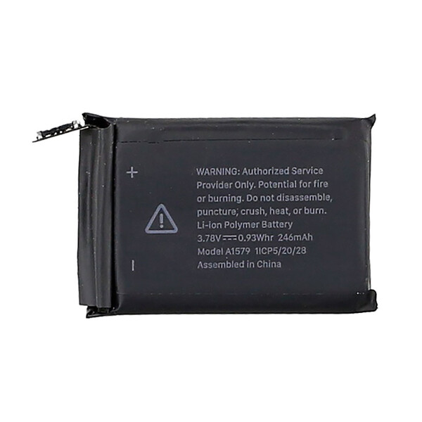 Аккумулятор (246mAh) для Apple Watch Series 1 42mm