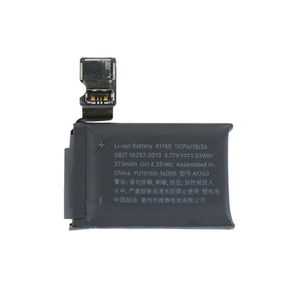 Купить Аккумулятор (273mAh) для Apple Watch Series 2 38mm