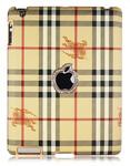 Kingpad Burberry beige для iPad 2
