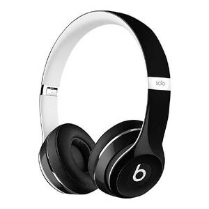 Купить Наушники Beats Solo2 Wireless On-Ear Luxe Black
