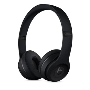 Купить Наушники Beats Solo 3 Wireless On-Ear Black (MP582)