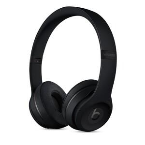 Купить Наушники Beats Solo 3 Wireless On-Ear Black (MP582)