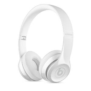 Купить Наушники Beats Solo 3 Wireless On-Ear Gloss White (MNEP2)
