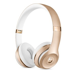 Купить Наушники Beats Solo 3 Wireless On-Ear Gold (MNER2)
