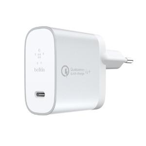 Купить Зарядное устройство Belkin Boost Charge USB-C Silver 27W
