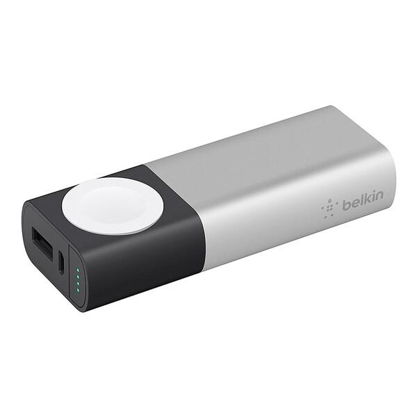 Внешний аккумулятор Belkin Valet Charger Power Pack 6700 mAh для Apple Watch и iPhone