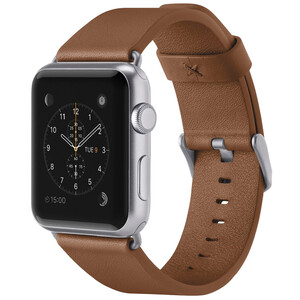 Купить Ремешок Belkin Classic Leather Band Tan для Apple Watch 42mm Series 1/2/3