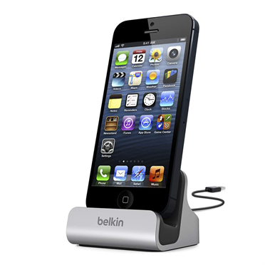 Док-станция Belkin с Lightning кабелем для iPhone/iPod Touch