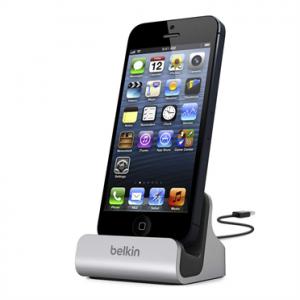 Купить Док-станция Belkin с Lightning кабелем для iPhone/iPod Touch