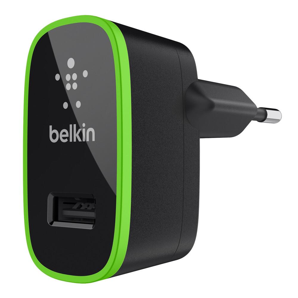 Зарядное устройство Belkin Home Charger Black (10 Watt/2.1 Amp)
