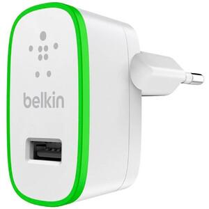 Купить Зарядное устройство (сетевой адаптер) Belkin Home Charger USB 2.4A 12W