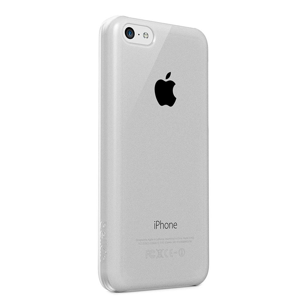 Купить Чехол Belkin Shield Sheer Clear для iPhone 5C