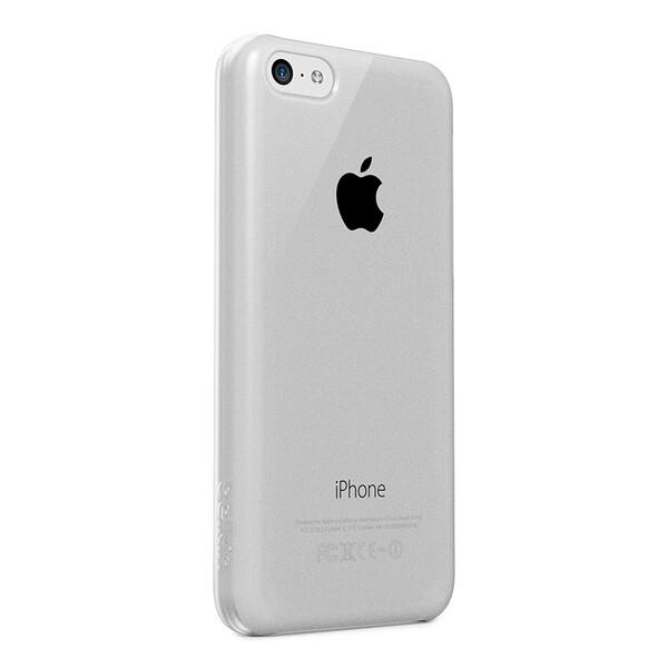 Чехол Belkin Shield Sheer Clear для iPhone 5C