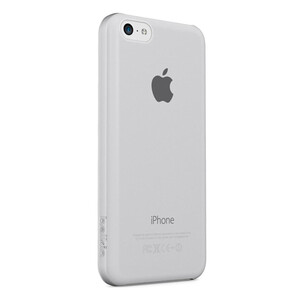 Купить Чехол Belkin Shield Sheer White для iPhone 5C