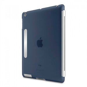 Купить Чехол Belkin Snap Shield Navy Blue для iPad 2/3/4