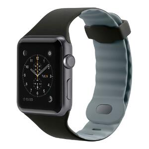 Купить Ремешок Belkin Sport Band Blacktop для Apple Watch 42mm/44mm Series 1/2/3/4