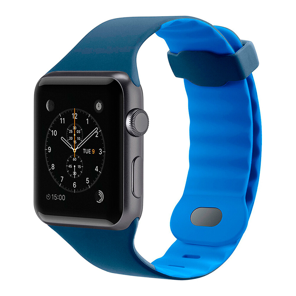 Ремешок Belkin Sport Band Marina Blue для Apple Watch 42mm/44mm Series 1/2/3/4