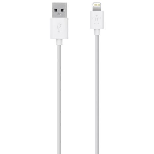 Кабель Belkin MIXIT↑ Lightning White для iPhone/iPod/iPad