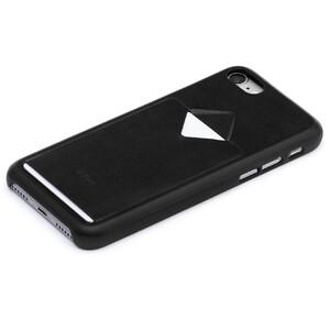 Купить Кожаный чехол Bellroy 1 Card Black для iPhone 7/8