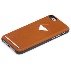 Купить Кожаный чехол Bellroy 1 Card Caramel-Charcoal для iPhone 7/8