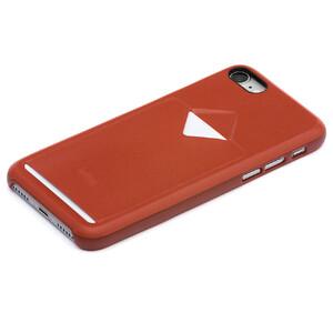 Купить Кожаный чехол Bellroy 1 Card Tamarillo для iPhone 7/8