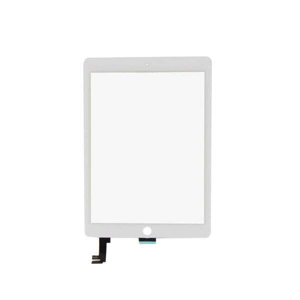 Белое сенсорное стекло (тачскрин) для iPad Air 2