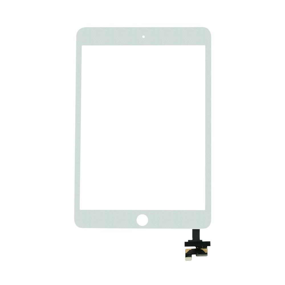 Купить Белый тачскрин (сенсорный экран, копия) для iPad mini 3