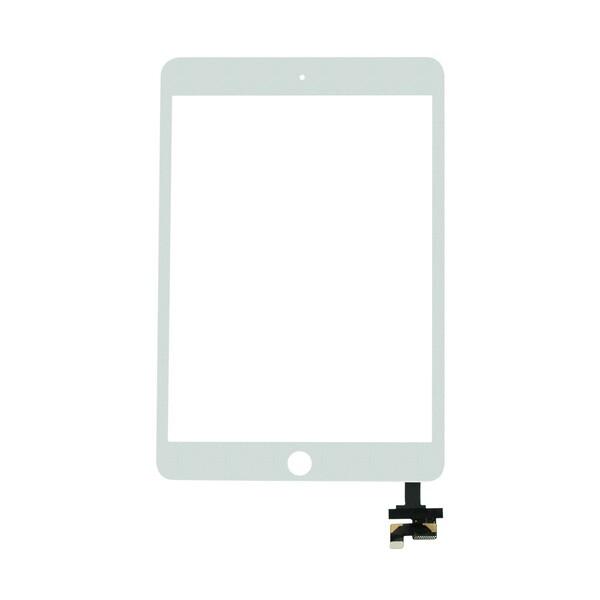 Белый тачскрин (сенсорный экран, копия) для iPad mini 3