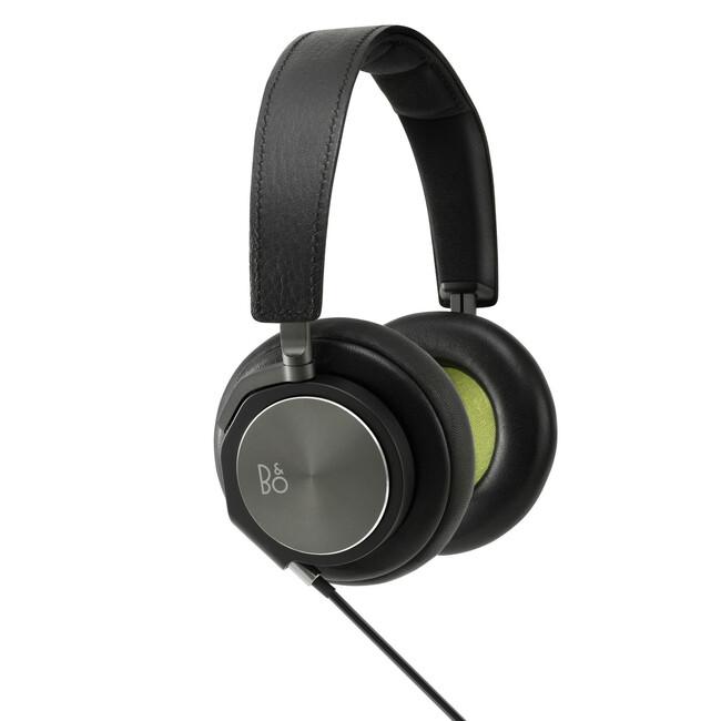 Наушники Bang & Olufsen BeoPlay H6 Black Leather