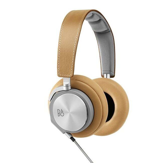 Наушники Bang & Olufsen BeoPlay H6 Natural Leather