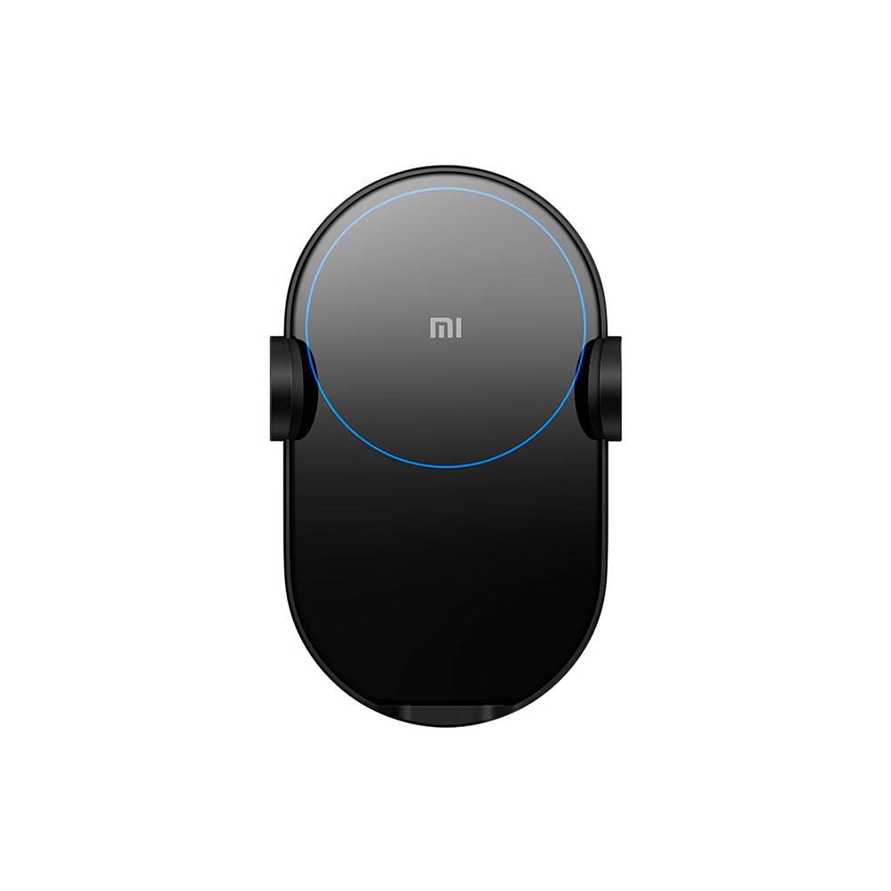 Купить Автодержатель с беспроводной зарядкой Xiaomi Wireless Car Charger Black 20W