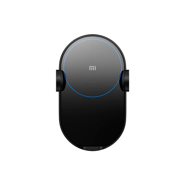 Автодержатель с беспроводной зарядкой Xiaomi Wireless Car Charger Black 20W