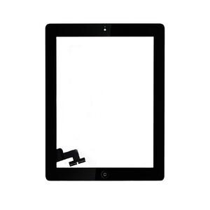 Купить Черный тачскрин (сенсорный экран) для iPad 2