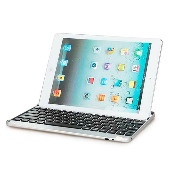 "Алюминиевая Bluetooth-клавиатура iLoungeMax EGGO для iPad Pro 9.7"" | Air 2 | 1 | 9.7"" (2017 | 2018) Black"