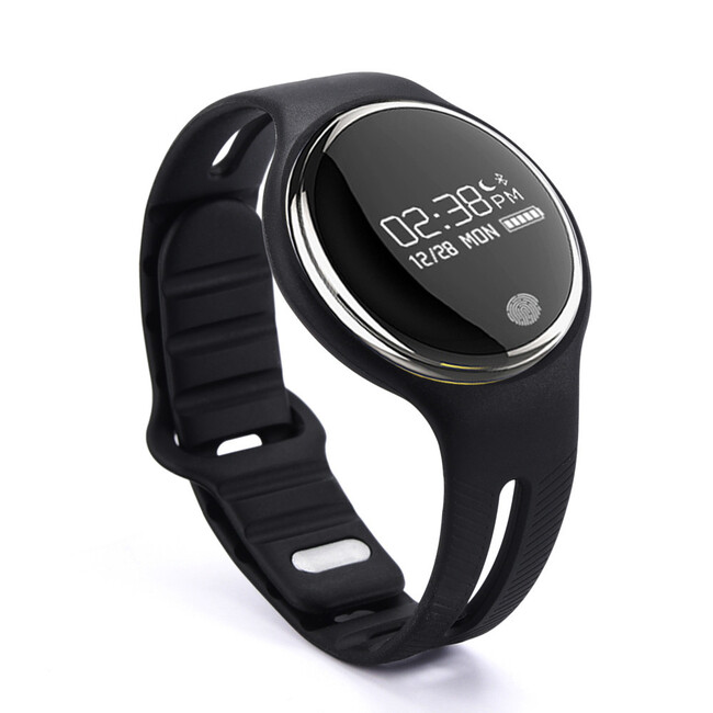 Смарт-часы Makibes E07 Black