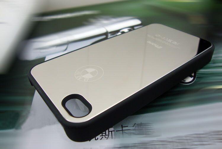 Чехол BMW Aluminum для iPhone 4/4S