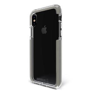 Купить Защитный чехол BodyGuardz Ace Pro Clear/Gray для iPhone X