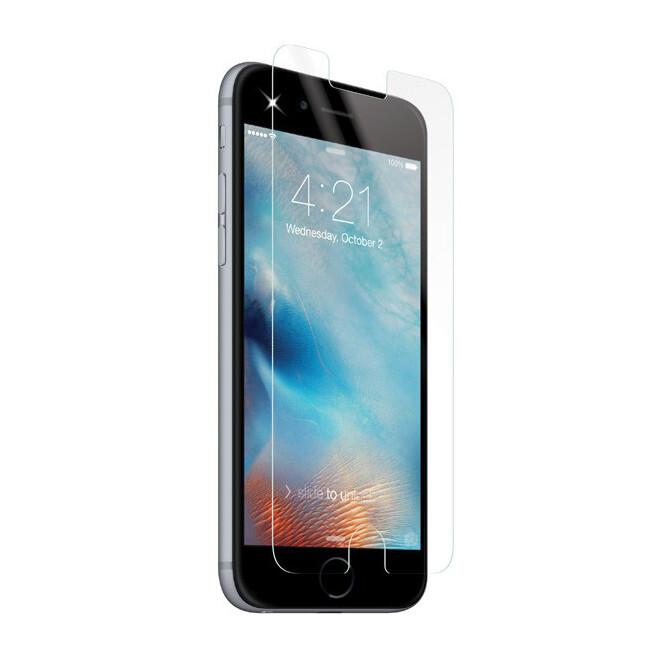Защитное стекло BodyGuardz Pure Anti-Glare Glass для iPhone 6/6s