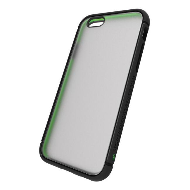 Чехол BodyGuardz Contact Black для iPhone 6/6s Plus